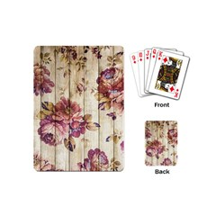On Wood 1897174 1920 Playing Cards (mini)