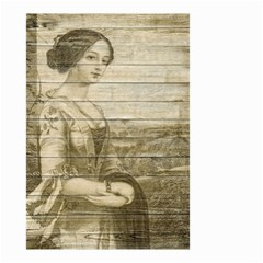 Lady 2523423 1920 Small Garden Flag (two Sides)