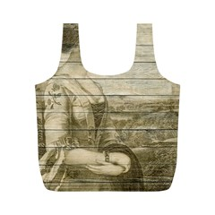 Lady 2523423 1920 Full Print Recycle Bags (m)