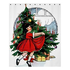 Christmas 1912802 1920 Shower Curtain 60  X 72  (medium)