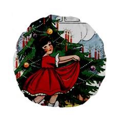Christmas 1912802 1920 Standard 15  Premium Round Cushions