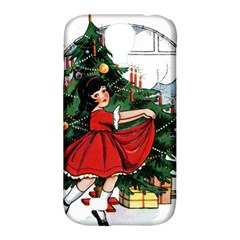 Christmas 1912802 1920 Samsung Galaxy S4 Classic Hardshell Case (pc+silicone)