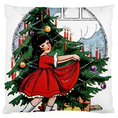 Christmas 1912802 1920 Standard Flano Cushion Case (one Side)
