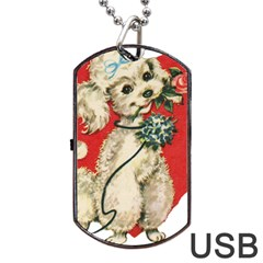 Love 1827262 1920 Dog Tag Usb Flash (one Side)