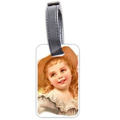Girls 1827219 1920 Luggage Tags (two Sides)