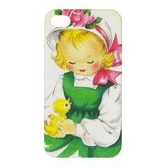 Girl 1731722 1920 Apple Iphone 4/4s Premium Hardshell Case