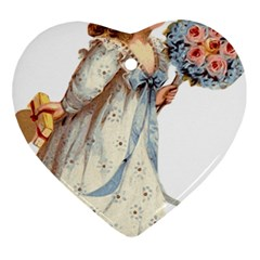 Child 1718357 1920 Heart Ornament (two Sides)