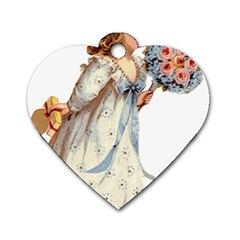Child 1718357 1920 Dog Tag Heart (one Side)