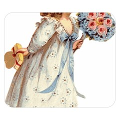 Child 1718357 1920 Double Sided Flano Blanket (small)