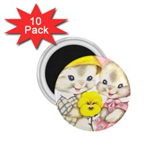Rabbits 1731749 1920 1 75  Magnets (10 Pack)