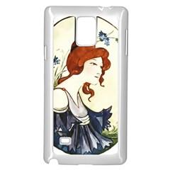 Vintage 1650593 1920 Samsung Galaxy Note 4 Case (white)