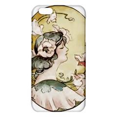 Lady 1650603 1920 Iphone 6 Plus/6s Plus Tpu Case