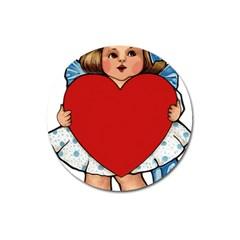 Child 1718349 1920 Magnet 3  (round)
