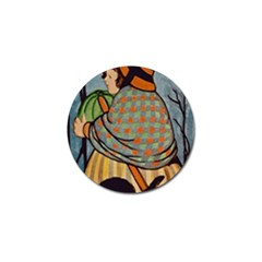 Witch 1462701 1920 Golf Ball Marker (10 Pack)