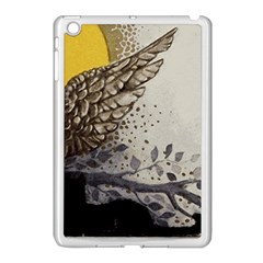Owl 1462736 1920 Apple Ipad Mini Case (white)
