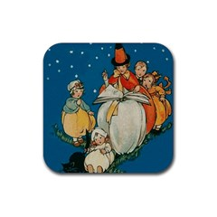 Witch 1461949 1920 Rubber Coaster (square)