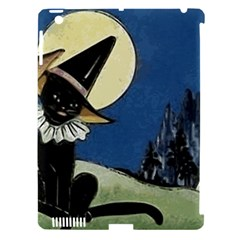 Black Cat 1462738 1920 Apple Ipad 3/4 Hardshell Case (compatible With Smart Cover)