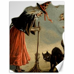 Witch 1461961 1920 Canvas 12  X 16
