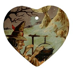Witch 1461958 1920 Ornament (heart)