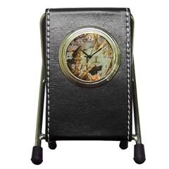 Witch 1461958 1920 Pen Holder Desk Clocks