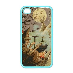 Witch 1461958 1920 Apple Iphone 4 Case (color)