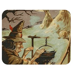 Witch 1461958 1920 Double Sided Flano Blanket (medium)