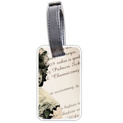 Child 1334202 1920 Luggage Tags (one Side)
