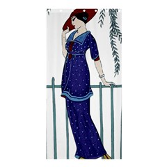 Lady 1318887 1920 Shower Curtain 36  X 72  (stall)