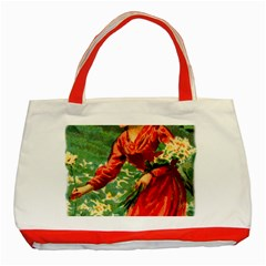 Lady 1334282 1920 Classic Tote Bag (red)