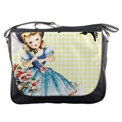 Girl 1370912 1280 Messenger Bags