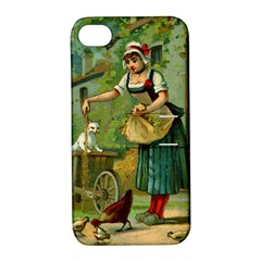 Postcard 1348470 1920 Apple Iphone 4/4s Hardshell Case With Stand