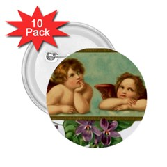 Angel 1332287 1920 2 25  Buttons (10 Pack)