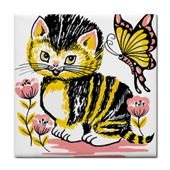 Cat 1348502 1920 Face Towel