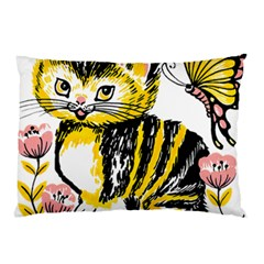 Cat 1348502 1920 Pillow Case