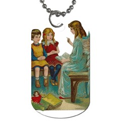 Angel 1347118 1920 Dog Tag (two Sides)