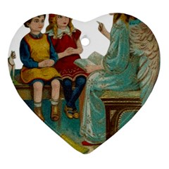 Angel 1347118 1920 Heart Ornament (two Sides)