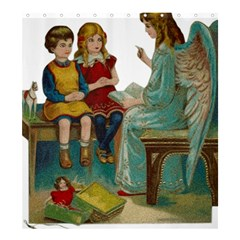 Angel 1347118 1920 Shower Curtain 66  X 72  (large)
