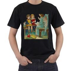 Angel 1347118 1920 Men s T Shirt (black)