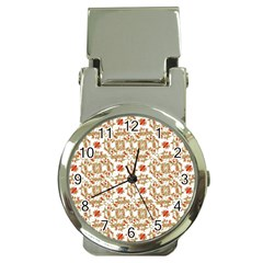Colorful Modern Pattern Money Clip Watches
