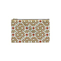 Colorful Modern Pattern Cosmetic Bag (small)