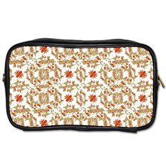 Colorful Modern Pattern Toiletries Bags 2 Side