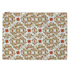 Colorful Modern Pattern Cosmetic Bag (xxl)