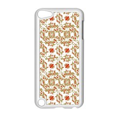 Colorful Modern Pattern Apple Ipod Touch 5 Case (white)