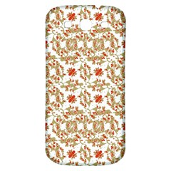 Colorful Modern Pattern Samsung Galaxy S3 S Iii Classic Hardshell Back Case