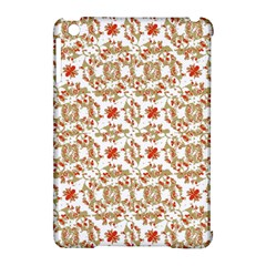 Colorful Modern Pattern Apple Ipad Mini Hardshell Case (compatible With Smart Cover)
