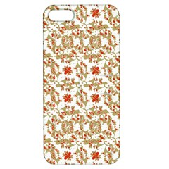 Colorful Modern Pattern Apple Iphone 5 Hardshell Case With Stand