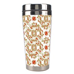 Colorful Modern Pattern Stainless Steel Travel Tumblers