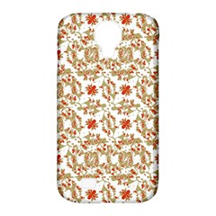 Colorful Modern Pattern Samsung Galaxy S4 Classic Hardshell Case (pc+silicone)