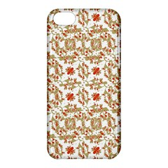 Colorful Modern Pattern Apple Iphone 5c Hardshell Case