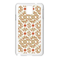 Colorful Modern Pattern Samsung Galaxy Note 3 N9005 Case (white)